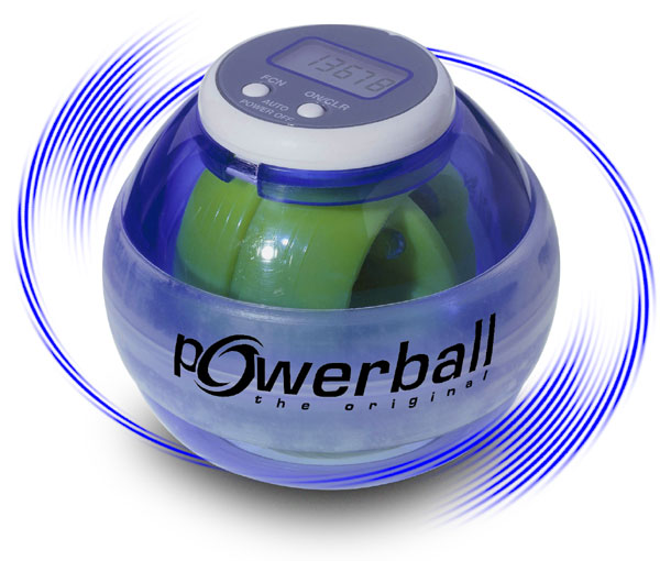Powerball Max Blue
